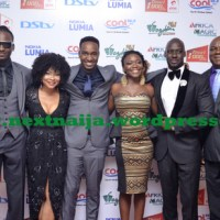 Photo Gallery: The Stars, Stunning Gowns & Glamour. Click on it to view Nextnaija Exclusive photos of your favourites Celebrities at the Tinsel's 1000th Episode celebration party at Eko Hotel & Suites May 23rd 2013.