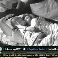 "Photos: First Couple Emerges at Big Brother, The Chase""- Bolt & Betty share passionate kiss in bed"