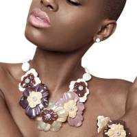 Photo Gallery: 2013 Floral themed Jewellery Collection by DiDi Creations - The Collection Lookbook