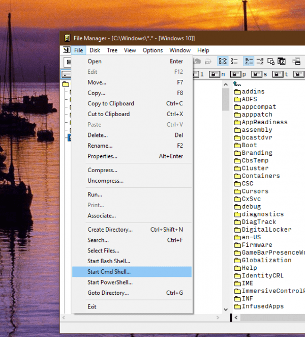 image 1 600x662 - Windows 3.0 File Manager Now Available on Windows 10