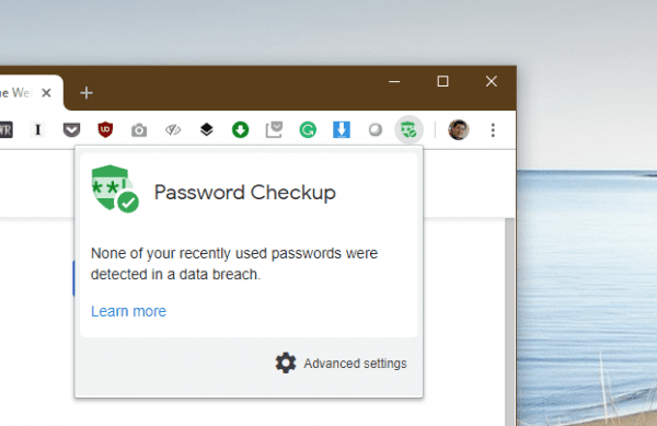 image 10 600x389 - Password Checkup in Google Chrome