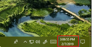 image 17 - Windows 10 Tip: How To Show Seconds on Taskbar Clock