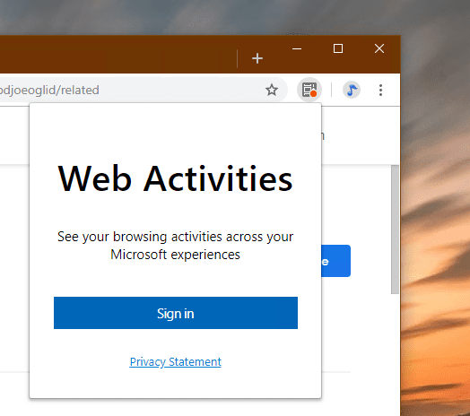 image 27 - Windows 10 Timeline Extension for Google Chrome