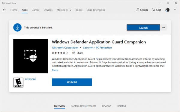 image 24 600x375 - Microsoft Brings Windows Defender Application Guard to Chrome and Firefox