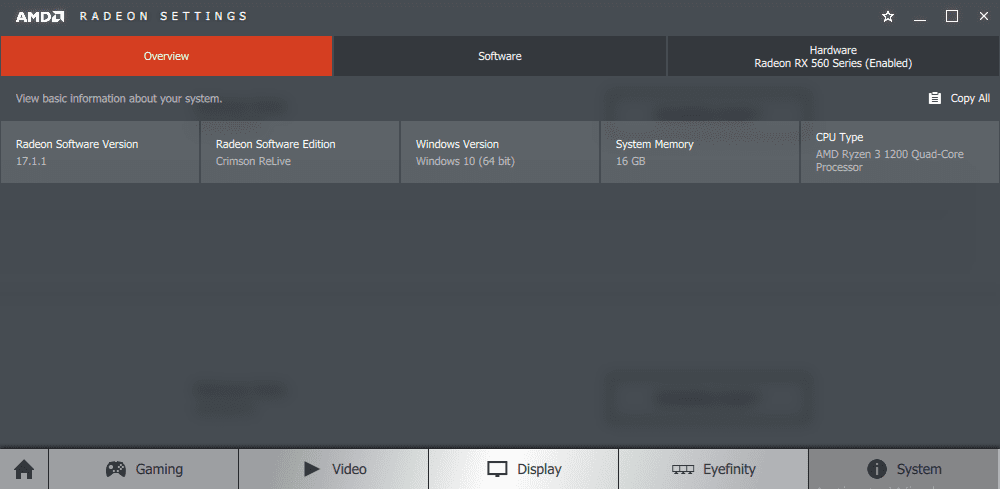 How To Use AMD ReLive Capture Screen Recording - Next of Windows