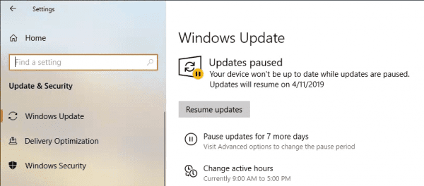 image 5 600x264 - How To Opt Out Windows Insider Preview on Windows 10