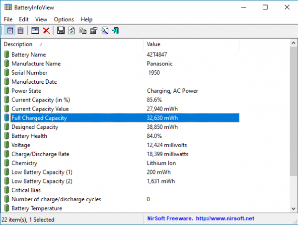 image 600x454 - How Do I Check My Laptop Battery Life?