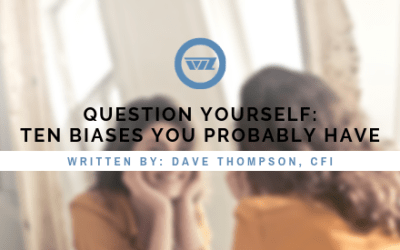 Ten Biases You Probably Have