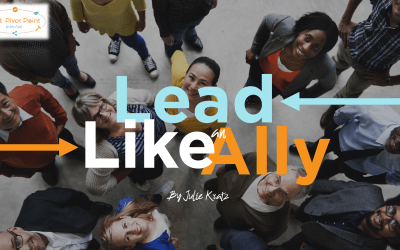 Lead Like an Ally:  Real Stories VIII