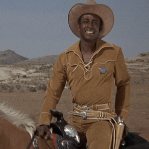 Mel Brooks: It's Good to Be the King: Blazing Saddles Review - NP ...