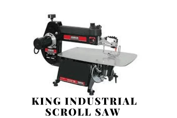 King Industrial 16 Inch Scroll Saw Review