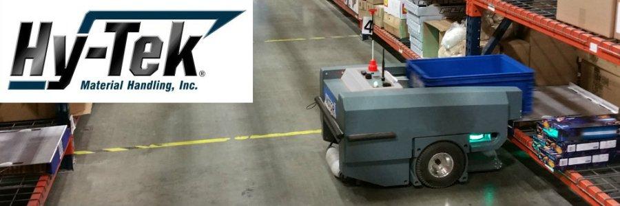 NextShift Robotics Signs Reseller Agreement with Hy-Tek Material Handling, Inc.