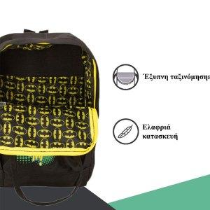 Baagl backpack Batman
