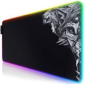 CSL Titanwolf Gaming Mouse pad XXL RGB