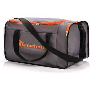 Meteor Sports Bag Πορτοκαλί - Γκρι
