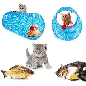 Ailuki - Παιχνίδια για γάτες
