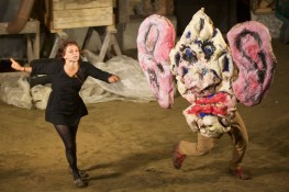 Bread & Puppet Performs Faust 3