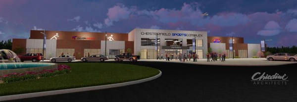 78,000 SF Multi-Sport Complex Proposed for Chesterfield ...