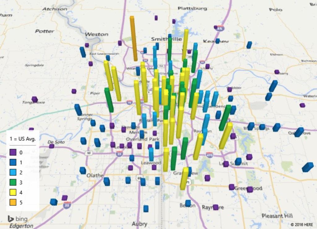 A Better Alternative To Most Dangerous Cities Ranking St Louis And Kansas City Nextstl