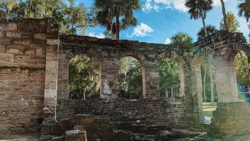 Sugar Mill Ruins of Florida's Historic Coast