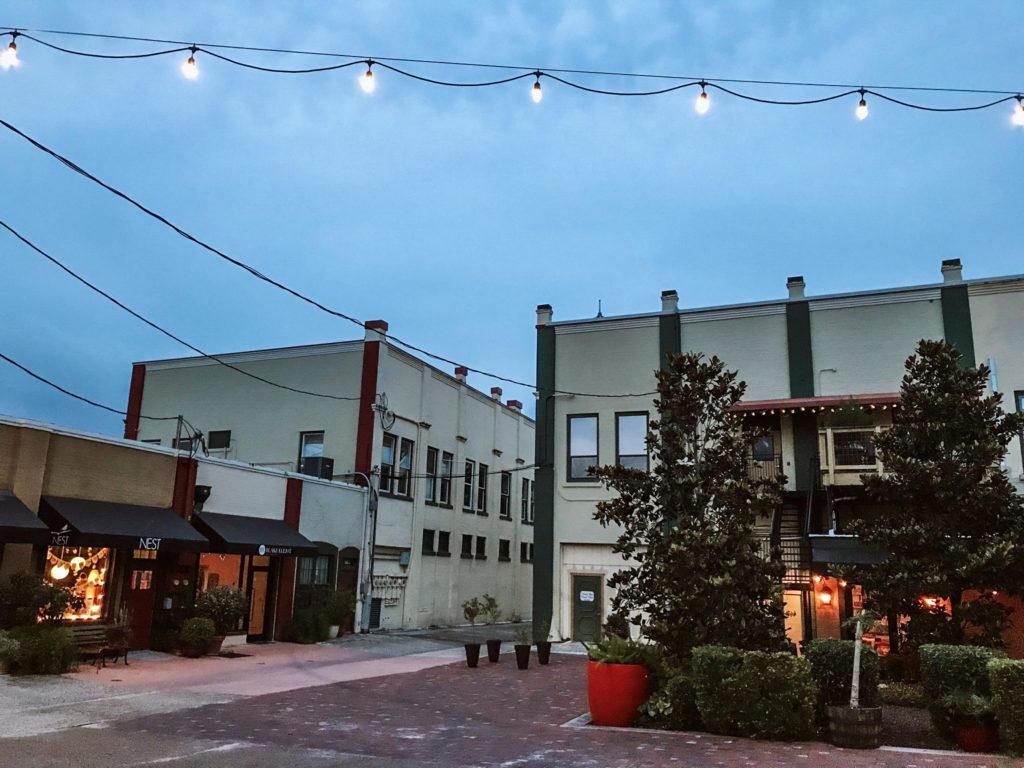 artisan alley at downtown deland historic district next stop adventures