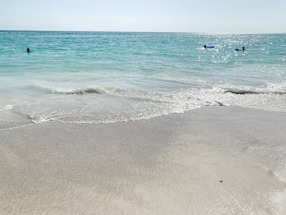 Bowman's Beach in Captiva Island
