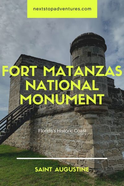 This National Monument in Saint Augustine is not to be missed! One of the best places to visit in Florida's Historic Coast.