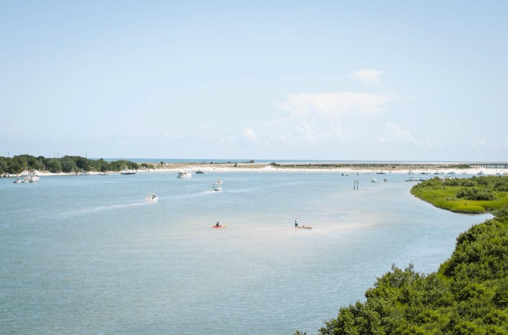 Fort Matanzas in Saint Augustine