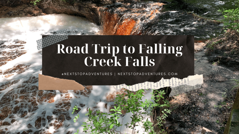 Road Trip to Falling Creek Falls