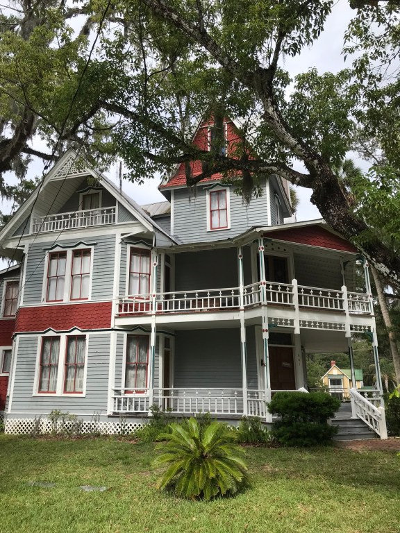 May Stringer House is one of the most haunted places in Florida