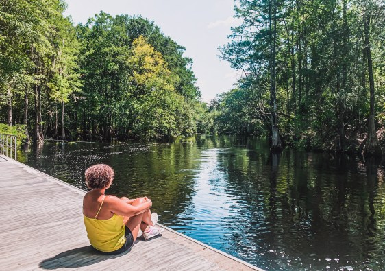 outdoorsy vibes in o'leno state park