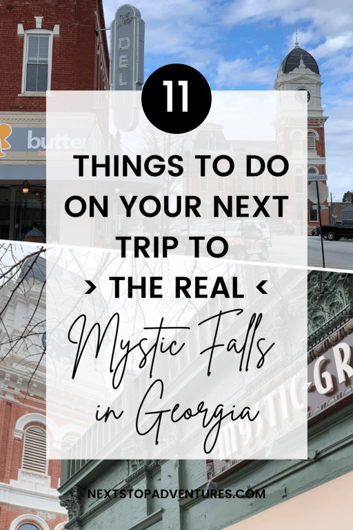 11 Things to do in the Real Mystic Falls