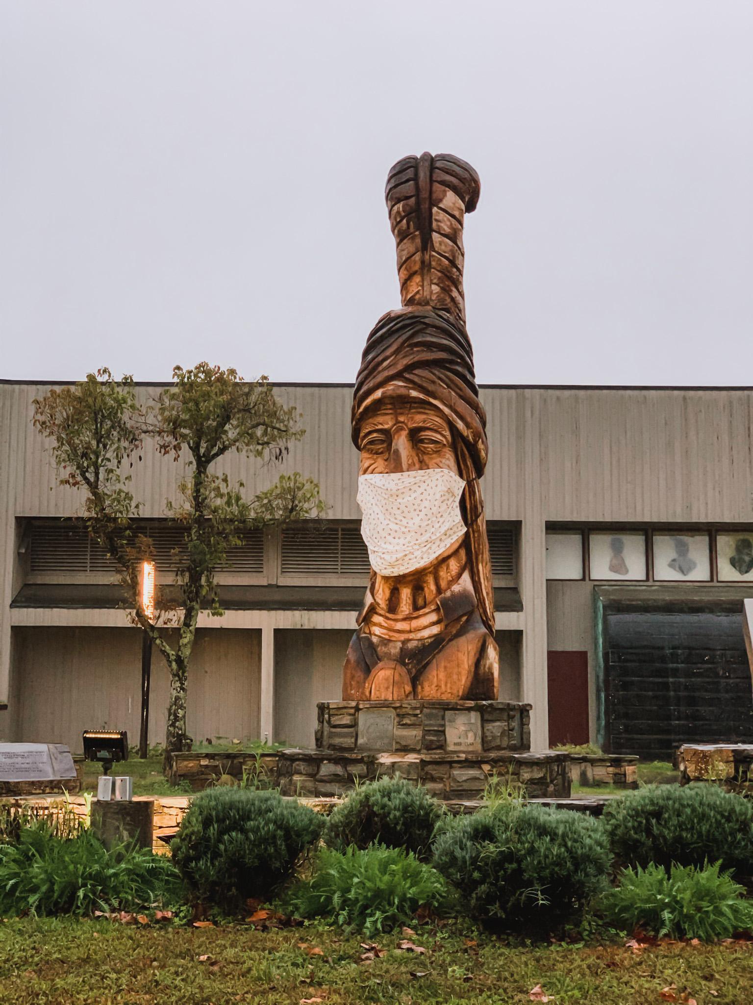 cherokee village indian
