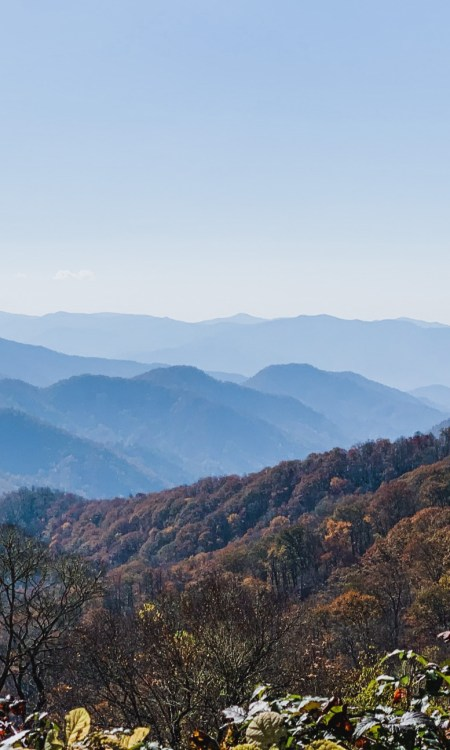 great smoky mountains road trip