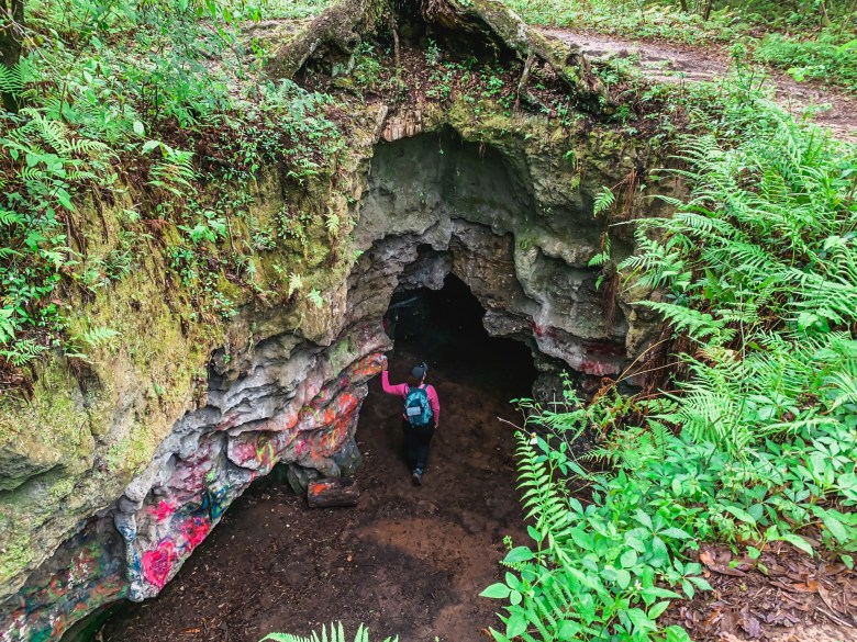 Withlacoochee State Forest caves