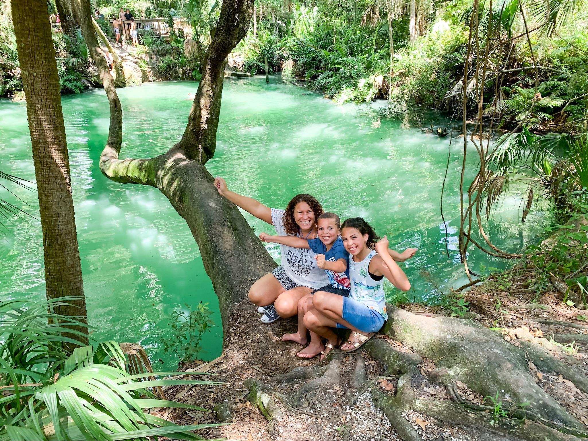 green springs adventure travel in florida