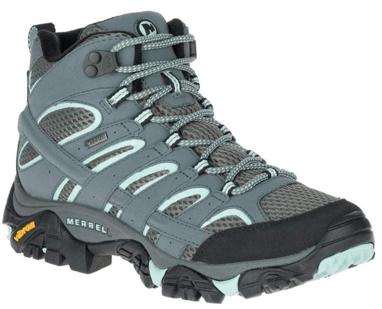 merrell hiking boots for women
