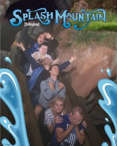 Splash Mountain - Disneyland