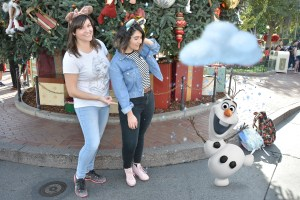 Olaf Magic Shots