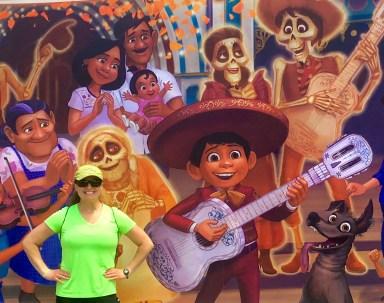 Instagram-Worthy Photo Walls: Coco - Pixar Fest