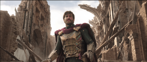 Spiderman Far From Home Trailer - Jake Gyllenhaal