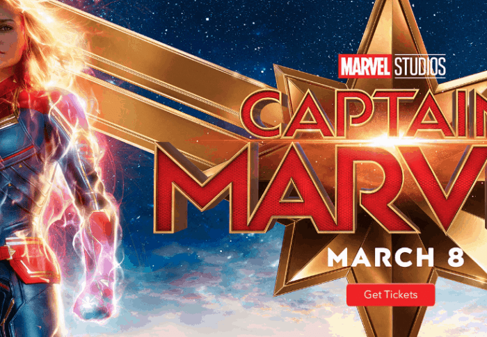 Captain Marvel Is Coming To Disney California Adventure