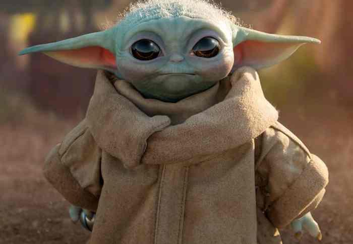 An All-New Lifelike Baby Yoda Doll/Figurine Is Finally Here!