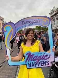 Next Stop: Disneyland at the Magic Happens Parade