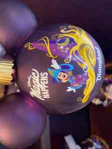 Magic Happens Ornament Disneyland