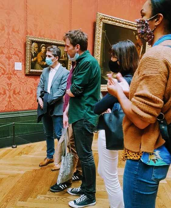 Next Stop Spanish National Gallery August 7th, 2021