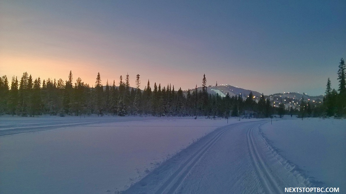 Tips to 72h skiing trip to Ruka Finland