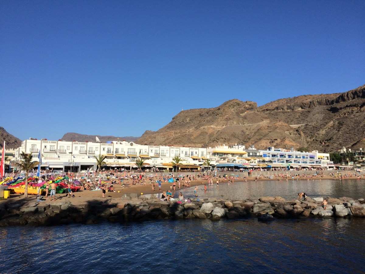 Top 5 things to do in Gran Canaria: Puerto Mogan beach