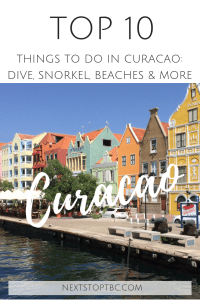 Curacao things to do pin 2