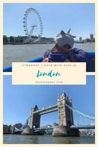 London Itinerary 4 Days – Best Things to do in London with Kids